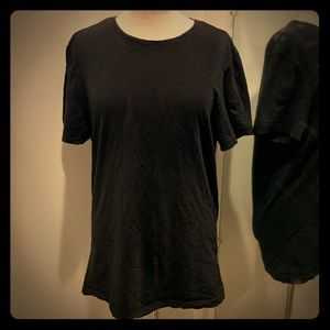 The Perfect Basic Black T-shirt by H&M